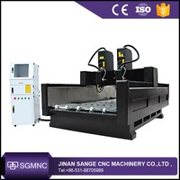 hot sale cnc carving machine for marble granite stone 1325/cnc wooden sculptures machine/cnc 3d stone engraving machine
