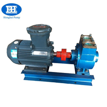YPB type vane pump for transfer diesel fuel oil