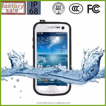 waterproof case for samsung galaxy s4 mini,IP68 waterproof case for samsung