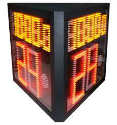 LED Display basketball scoreboard & timer for Sports