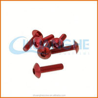 High quality fasteners adapter saw slot cap screw