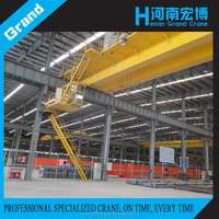 Manufacture Classic Design QD Electric 5 ton 10 ton Overhead Crane With Limit Switch Price