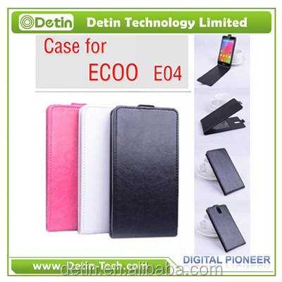 Flip cover case for ecoo e04 for asus zenfone max express direct sale