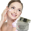 Real plus high effects whitening bright face cream with private label free design
