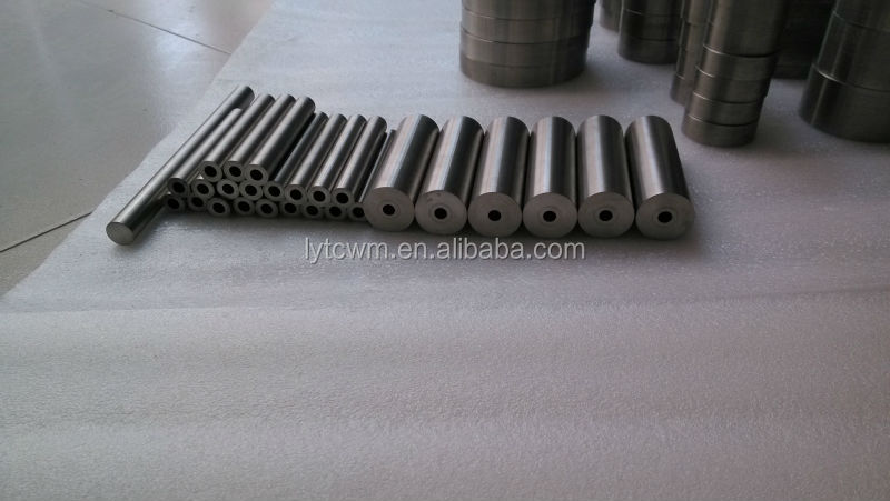 2014 99.95% tungsten rods in crystal growing furnace $58/kg