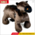 Hot sale kids stuffed animal ride electric,coin operated game machine for shopping mall