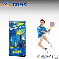 Sport toys outdoor game plastic flex racket badminton for kid