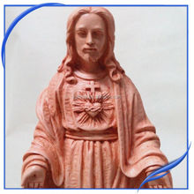 Wholesale Customized home decoration Christ wood carving jesus