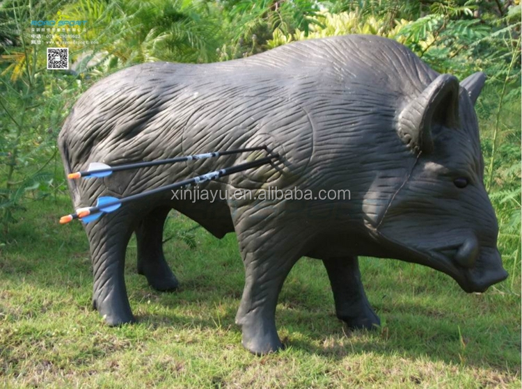 Pig Archery Target For Sale 3d Hog Archery Target For