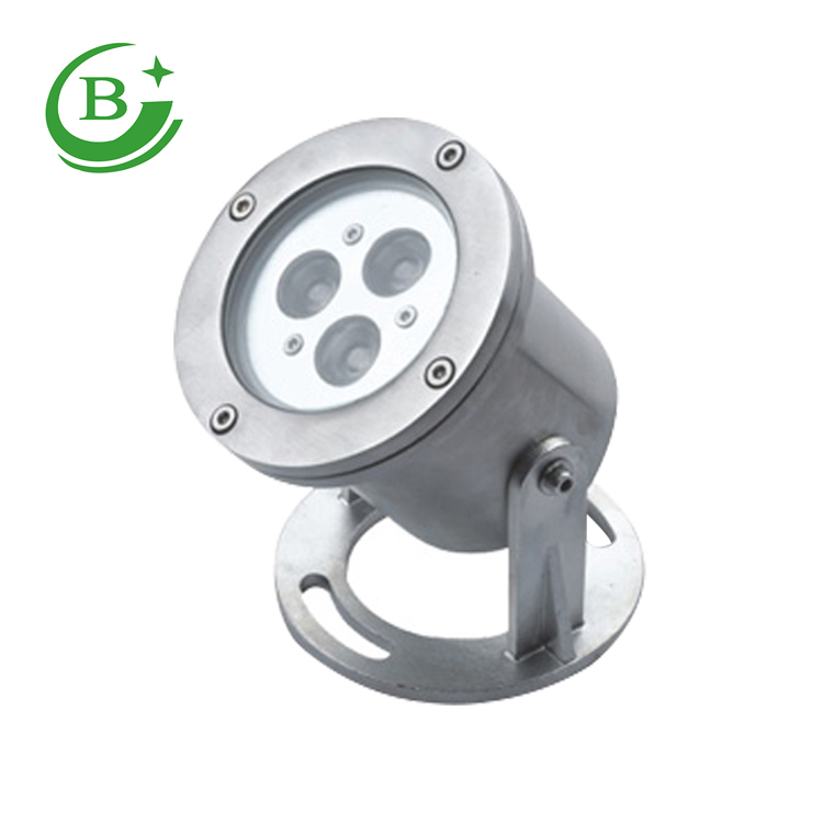 New design ce 6w fountain pool LED Underwater lights