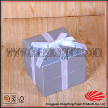 Wholesale cheap price empty watch box gift packaging paper