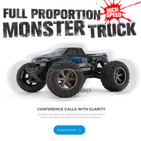 2017 Newest Professional RC High Speed Racing Car/Truck MonsterS911 2WD 42km/h