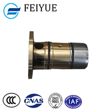 Duoflow flange connect pipe fitting copper rotary joint