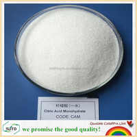 fast delivery and goods in stock 99%min Food Grade Citric Acid Monohydrate / Citric Acid Anhydrous