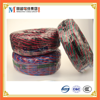 copper conductor high quality electric cable for pressing iron electric wire protection tube