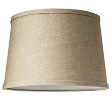 wholesale factory direct price more size and color choice lamp shade for hotel beige barrel shape