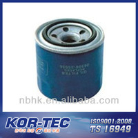 Hydralic pressure oil filter for HYUNDAI 26300-35056