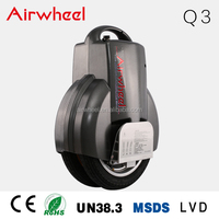 Airwheel stand up adult electric scooter with CE ,RoHS certificate HOT SALE