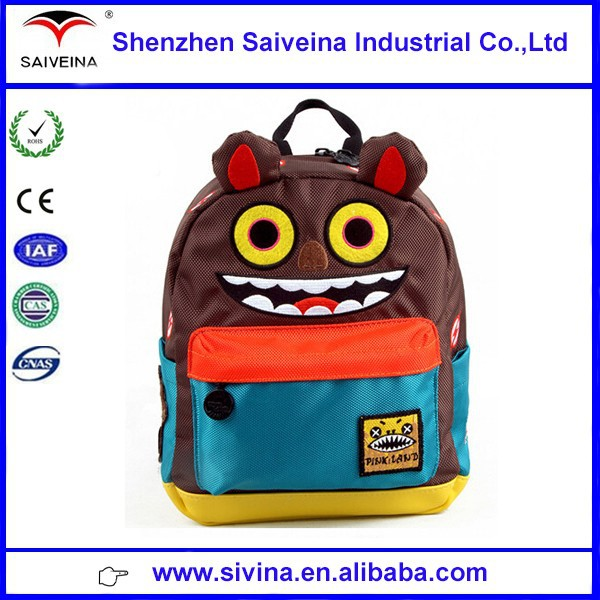 High quality hawk bag durable fashion pattern China manufacturer made hawk shape bag