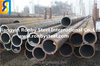 building materials ASTM A106/API 5L GR.B SCH40/SCH80 carbon steel seamless pipe