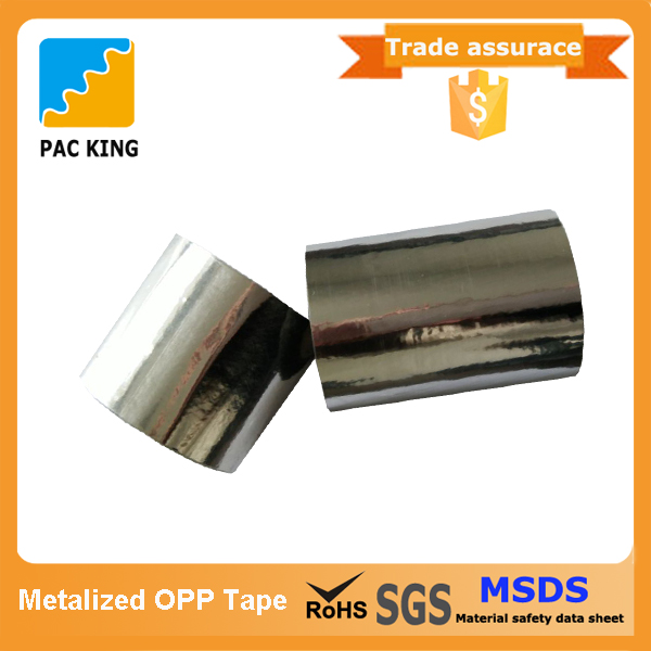 Very Professional Manufacturer Of Metalized OPP Tape Conductive Aluminum Foil Tape