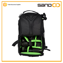 China supplier wholesale Full-functioned waterproof dslr camera bag backpack photos