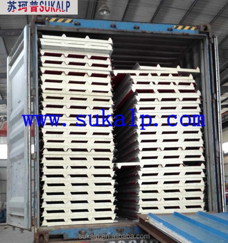 PU Sandwich panels with Good Price
