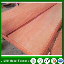natural color pencil cedar/PLB/okoume/Gurjan face veneer shandong linyi JIUXU