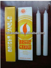 Taper Candle/Smokeless/flameless/tearless