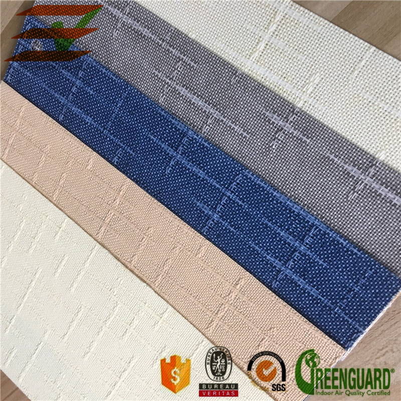 100% Polyester Window Vertical Blinds/PVC Window Blind