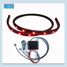 Advanced Million Color motorcycle led lighting kit with CE certificate