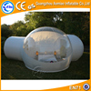 2016 outdoor inflatable floating tent, igloo inflatable clear tent sale