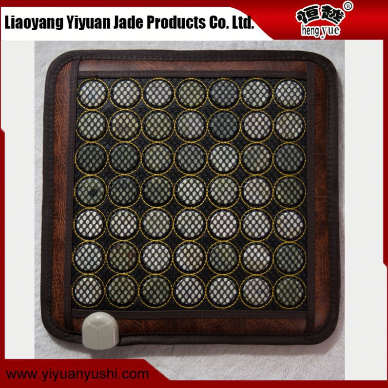 Alibaba china active cell rejuvenate aging heat resistant magnetic heated therapy jade acupressure health mat