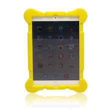 new product 360 rotating case latest cute case for ipad mini silicone tablet case