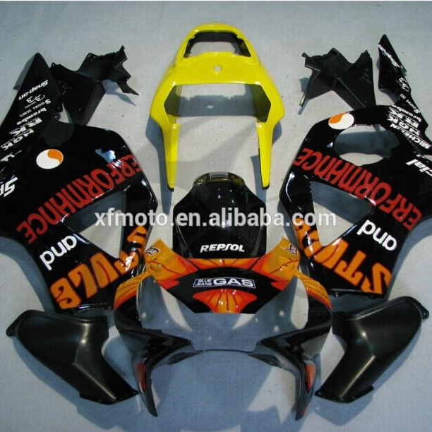 TCMT Repsol Bodywork Fairing Fit FOR Honda CBR900RR CBR954RR 900 954 02-03 INJECTION