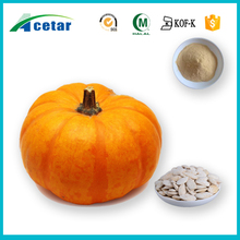 ISO22000 factory supply herb snow white pumpkin seed extract b protein powder