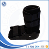 short knee walker brace ankle walking boot with knee support