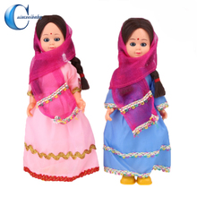 Lovely Waterproof Baby Cheap Small Plastic Dolls Toy For Kids Dressing Manufacturers China