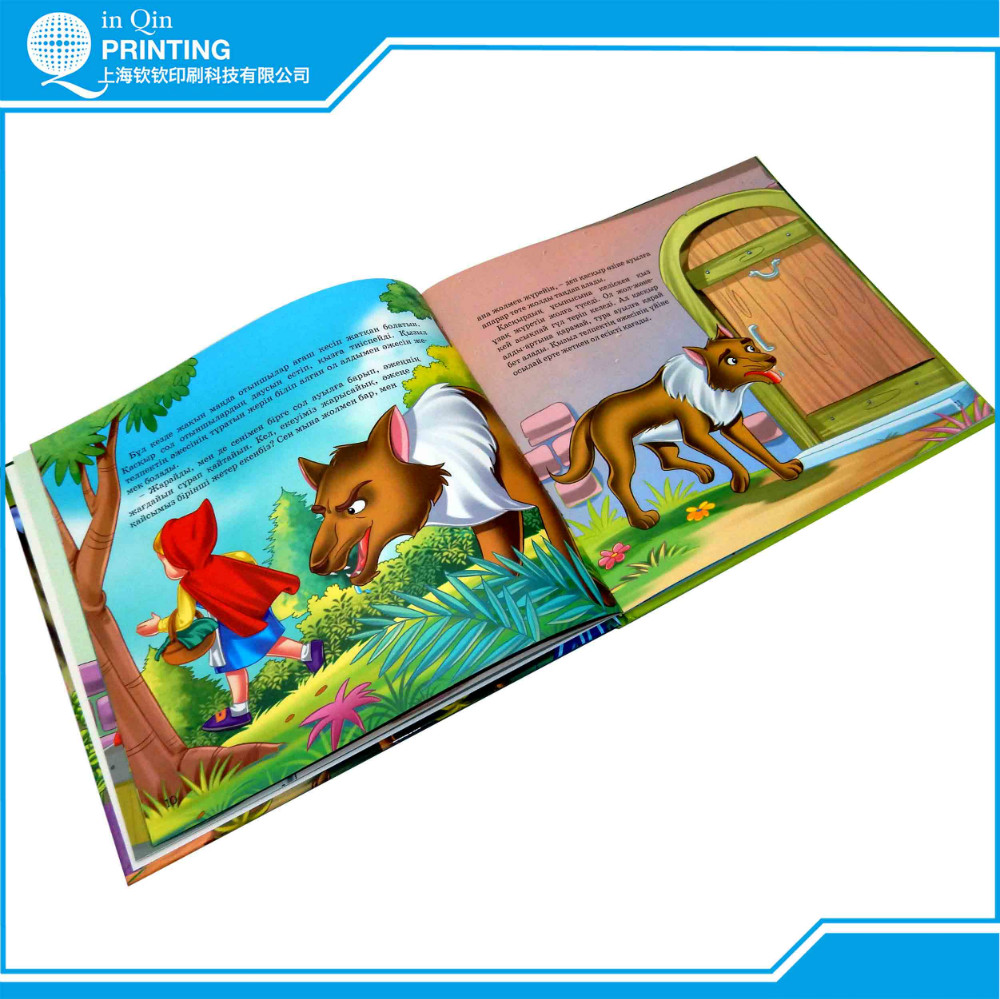 Children S Book Covers To Print : Hard cover wholesale children books printing and storing
