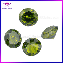 Manufacturers selling the European and American fashion color cubic zirconia, high temperature resistant zircon