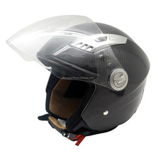 100% Carbon Fiber new model motor bike helmet