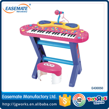 Electronic Musical Plastic Toy Keyboard Kid Toy