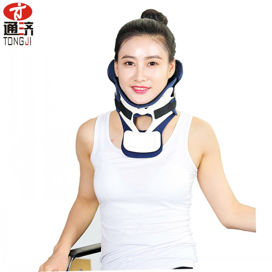 CE approved quality reusable waterproof adjustable cervical collar