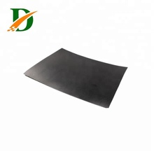 HDPE 0.5mm flexible plastic film geomembrane pond liner price