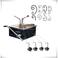 hand tools manual wrought iron bending machine