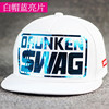 5 panel snapback cap with silver piece ,cheap outdoor sport cap