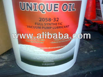 food grade vacuum pump oil