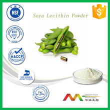 100% pure natural health product soybean lecithin powder