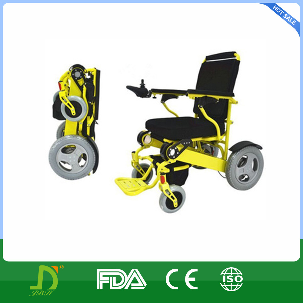 Cheap Price Handicapped Electric Wheelchair With Lithium