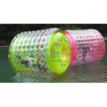 2018 new water toy giant water wheel inflatable human roller ball